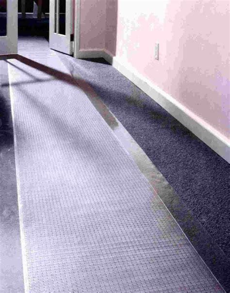 Plastic Carpet Protector Vinyl Runner   Carpet Vidalondon
