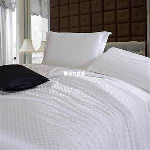 White Bedding Set.Superfluffy And Warm. Black And White ...