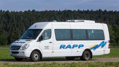 sprinter mieten stuttgart 10 20 sitzer rapp reisen mieten im schwarzwald