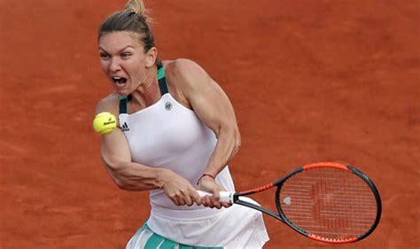 Simona Halep can usurp Karolina Pliskova as world No 1 | Daily Mail Online