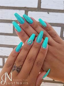 Cute Summer Acrylic Nail Designs Coffin Nails Are The New Trend That S Not Spooky