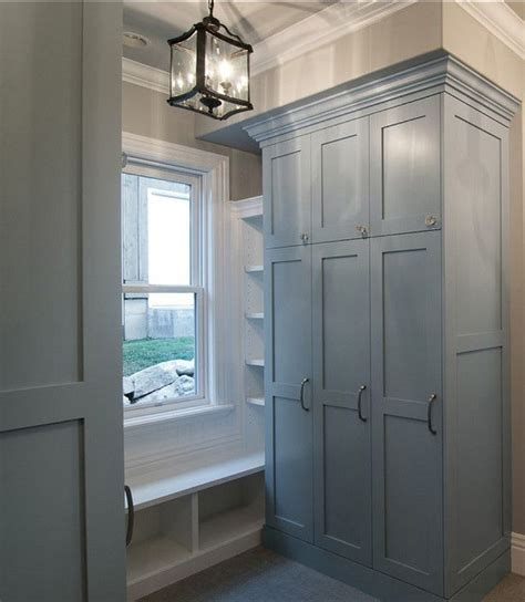 our favorite coastal blue paint colors for your home entryway mudroom decor interior paint