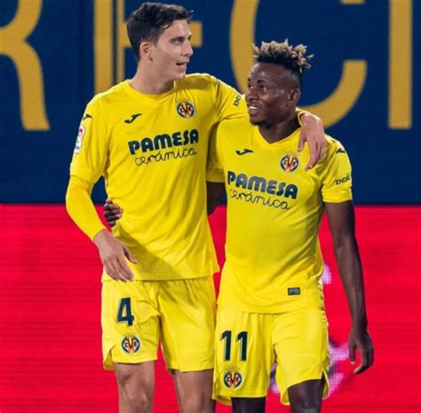 Villarreal Hail Chukwueze As 'Unstoppable' After 1st Goal ...