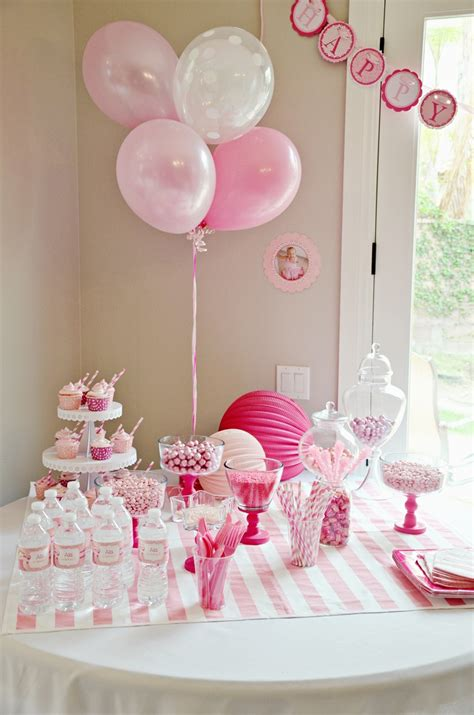 birthday party ideas for popsugar a pinkalicious themed party for a 3 year kalas