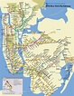New York train station map - NYC train station map (New ...