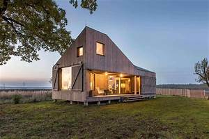 Low, Energy, Wooden, House