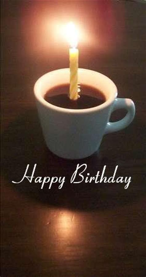 Happy Birthday Coffee Pictures, Photos, and Images for Facebook, Tumblr, Pinterest, and Twitter