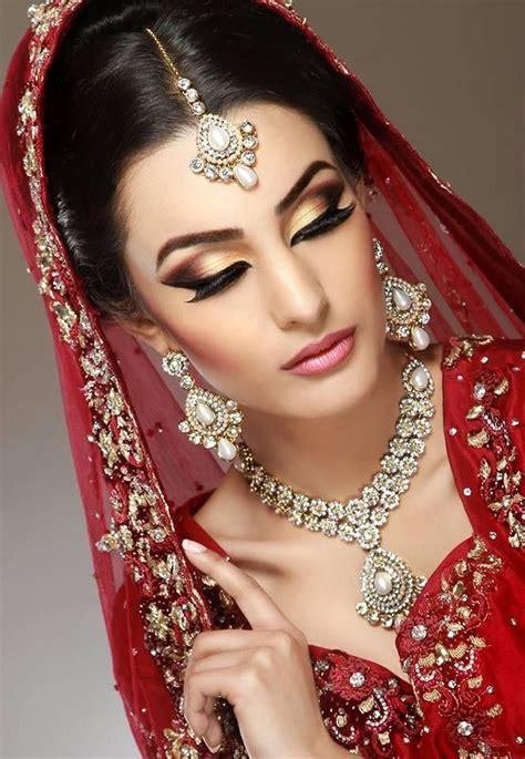 pakistani bridal makeup  wedding  styleglowcom