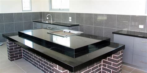 bbq top black absoluto granite stonemasons melbourne