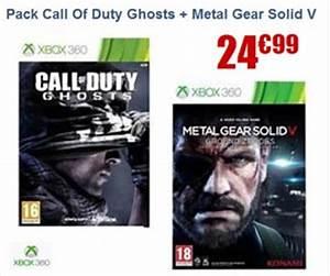 Bon plan sur les jeux XBox 360 : le pack Call Of Duty ...