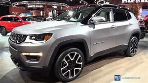 2018 Jeep Compass Limited - Exterior Walkaround - 2017 Detroit Auto Show