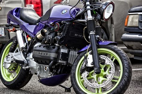 Modified Bmw K100 highly modified 1986 bmw k100 i built this from a pile