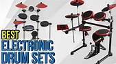 8 Best Electronic Drum Sets 2017 - YouTube