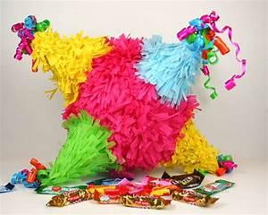 Haz tu propia piñata para una fiesta infantil Tips de Madre®
