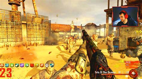 rust zombies map custom buried mw2 war mod
