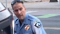 Minneapolis officer Derek Chauvin charged for murder of ...