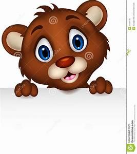 Cute Cartoon Brown Bear   www.pixshark.com - Images ...