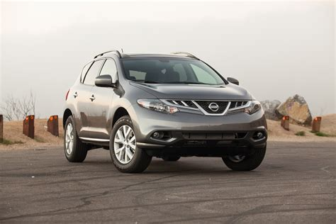 2014 Nissan Murano Review, Ratings, Specs, Prices, And