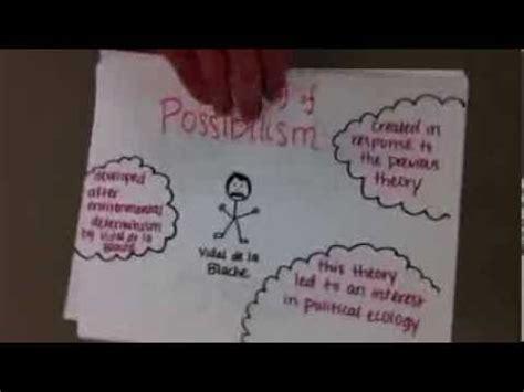 Environmental Modification Definition Ap Human Geography by Environmental Determinism Vs Possibilism