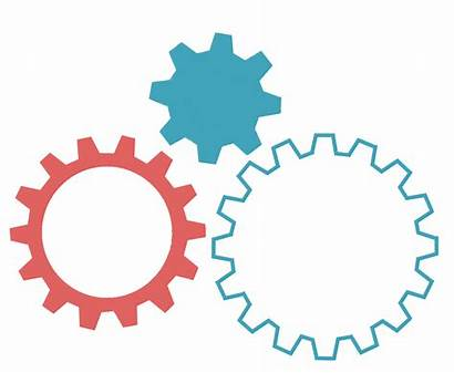 Gears Process Gear Clipart Vote Why Transparent