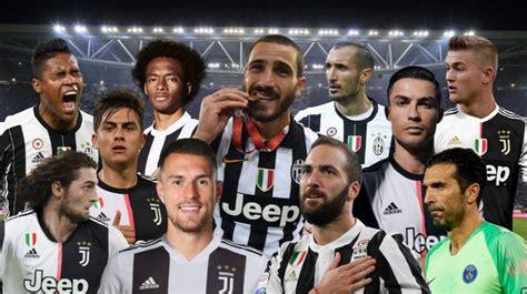 Juventus Team Squad