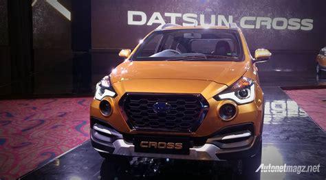 Review Datsun Cross by Impression Review Datsun Cross 2018 Autonetmagz