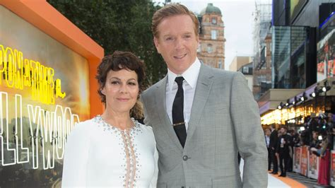 damian lewis mourns wife helen mccrorys death  touching