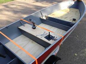 jon boat casting deck plans pictures to pin on pinterest