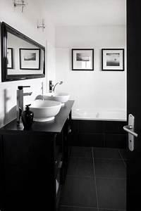 Salle De Bain Noire Et Blanche : maisons durables une maison bois de constructeur mais ~ Melissatoandfro.com Idées de Décoration