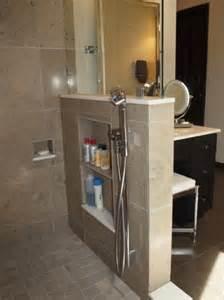 creative d 233 cor 39 bathrooms with half walls digsdigs