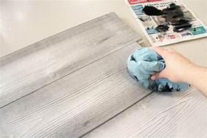 Peinture Bois Effet Vieilli : peinture effet vieilli conceptions de la maison ~ Preciouscoupons.com Idées de Décoration