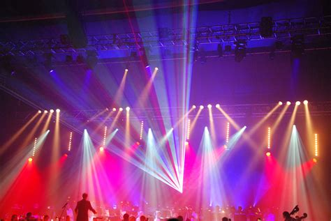 event lighting systems cps