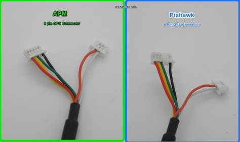 Swapping Neo-7n/neo-m8n Gps Connector For Pixhawk/apm