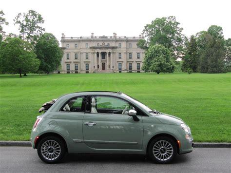 2012 Fiat 500c by 2012 Fiat 500c Cabrio Drive