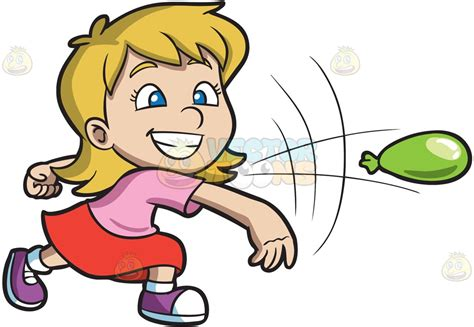 Water Ballon Play Clipart Images
