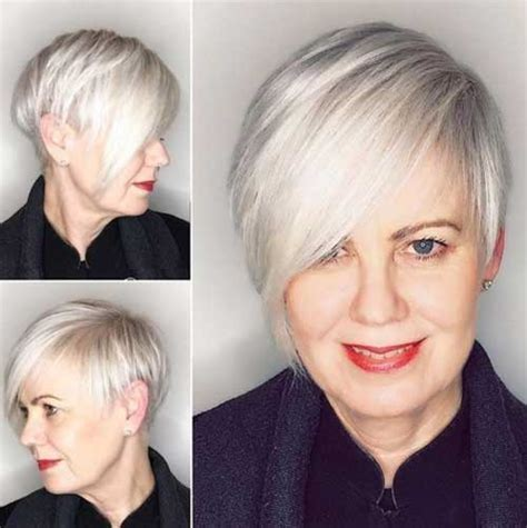 Simple Short Hairstyles for Older Women   Love this Hair