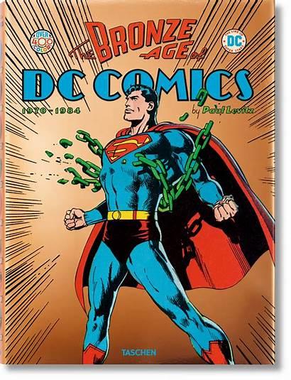 Dc Comics Bronze Age Taschen Books Graphic