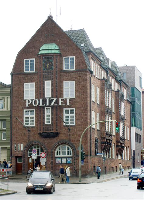 polizeidienststelle wikipedia