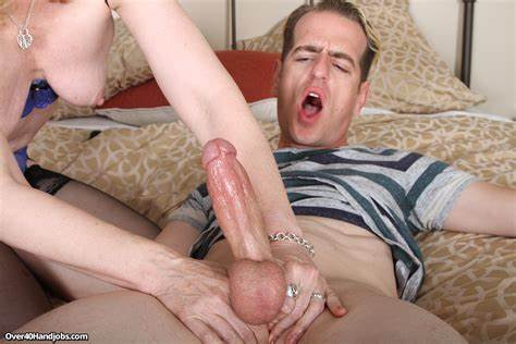 Mommy Gets Control Of Large Penis Dick Control