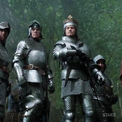 Princess Battle Stance Fight Gifs Season Swords