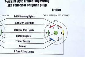Six Way Plug Wiring Diagram