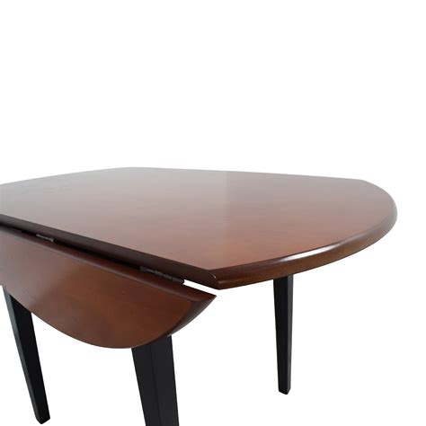 Bobs Furniture Kitchen Table Set by 90 Bob S Furniture Bob S Furniture Brown Wood