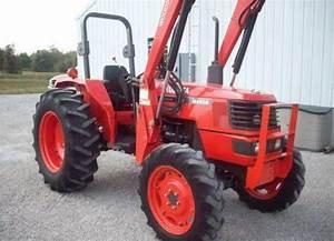2002 Kubota Wsm M4900 M5700 Tractor Service Repair