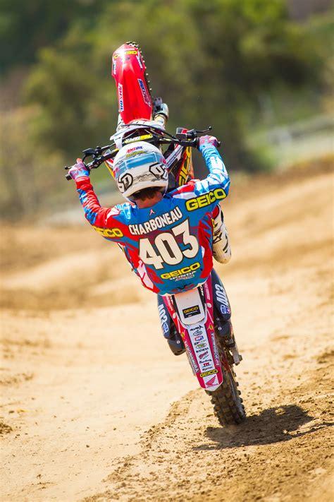 GEICO Honda Announces Rider Lineup for Pro Motocross ...