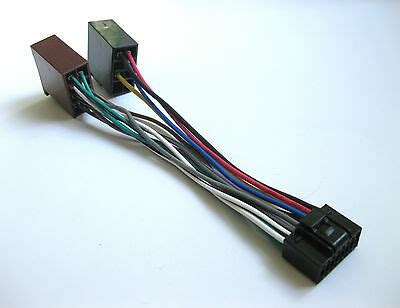 Kenwood Pin Iso Wire Harness For Kdc