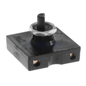 rotary switch 4 position 3 speed selector electric oven 13a 120v ac hm 665226959008 ebay