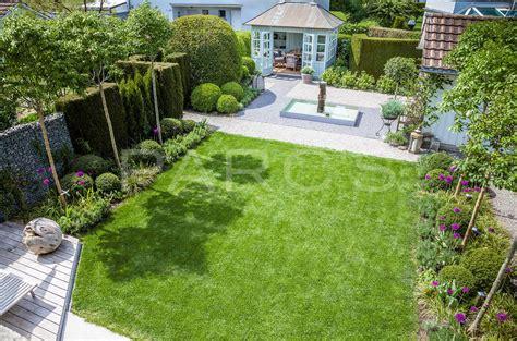 Belgischenglischer Gartenstil  Parc's Gartengestaltung