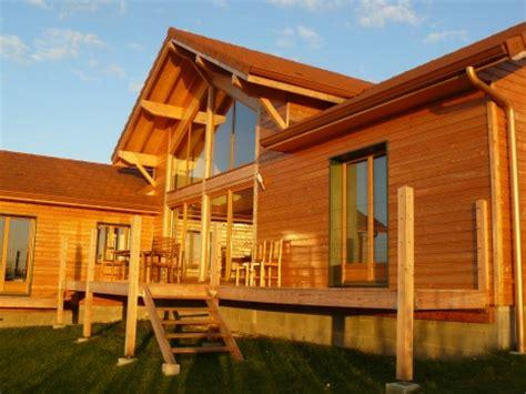 les plus belles maisons en bois prix grand de la maison bois les laur 233 ats eco maison bois