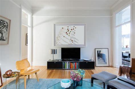 apartment   mid century modern update