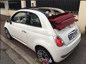 Fiat Boite Automatique : fiat 500 rouge ~ Gottalentnigeria.com Avis de Voitures